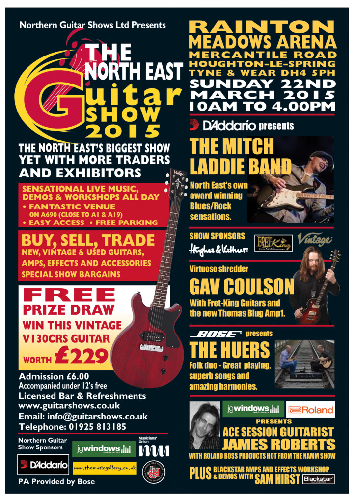 Guitar Show A4 Ncle 2015 (2)