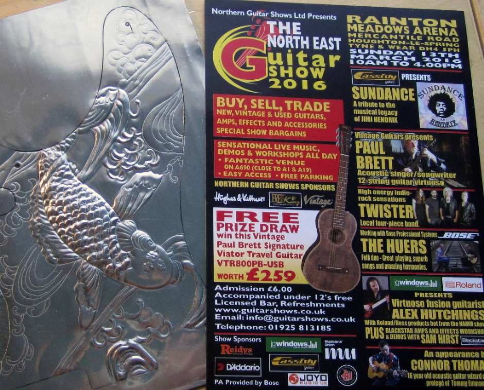 March Guitar show